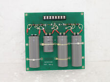 MEPCO/ELECTRA Surge Capacitor ASSY 101793-0001 COMSAT GENERAL TELESYSTEMS