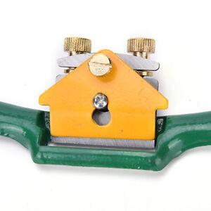 Metall-Holz-Klinge-Speichen-Rasur-Handhobel-Flugzeug-Entgraten-Handwerkzeug-MW