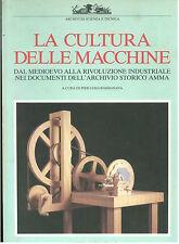 BASSIGNANA PIER LUIGI LA CULTURA DELLE MACCHINE ALLEMANDI 1989