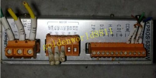 KPROS-535MW  driver good in condition for industry use