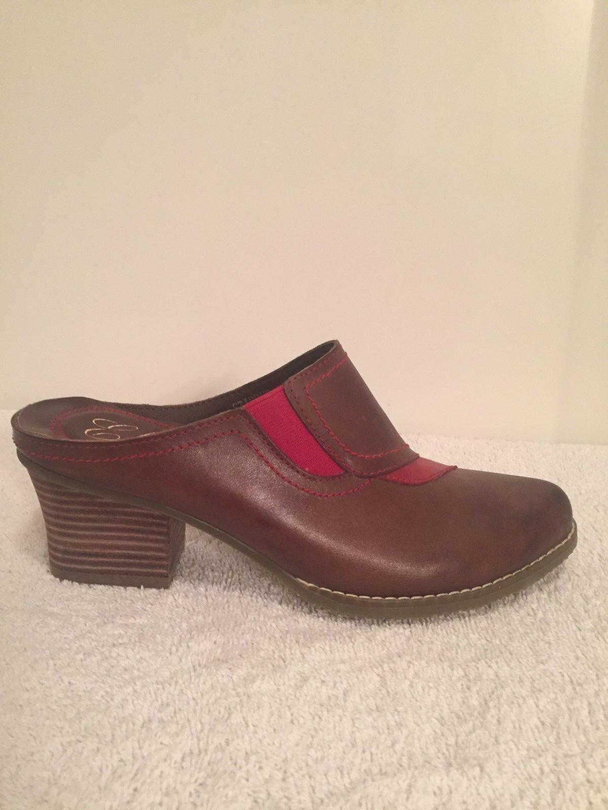 Corky s Elite Stirrup skor   cloc     mule Läder ny FÖRSÄLJNING  märken online billig försäljning