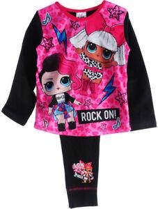 L.o.l. Surprise Kinder Pyjama Set Schlafanzug Hose Shirt 110 116 122 128 140 Lol