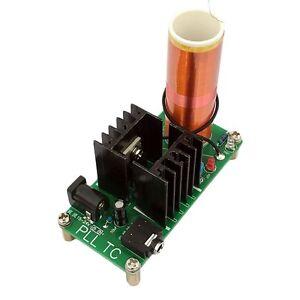 Speaker Mini 15w Diy Kit Electronics Plasma Tesla Coil With Stainless