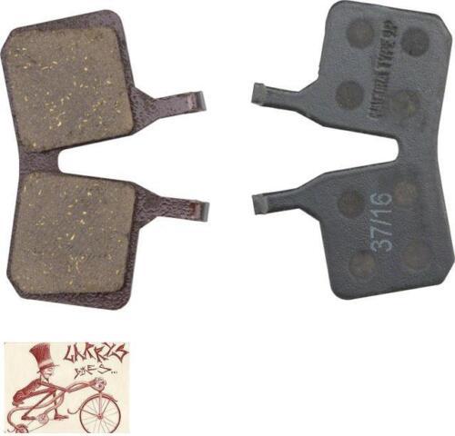 MAGURA 9.P PERFORMANCE DISC BICYCLE BRAKE PADS