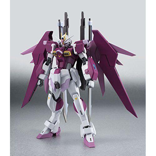 Bandai Gundam Seed Destiny Robot Spirits lado Mississippi Destiny impulso Figura De Acción