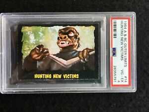 A-amp-BC-1964-OUTER-LIMITS-HUNTING-NEW-VICTIMS-14-PSA-4-VERY-GOOD-EXCELLENT-SHARP