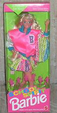 SCHOOL SPIRIT Barbie Doll 1993 Vintage Mattel Sealed In Box Limited Edition