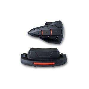 HJC Smart 10B Unit Bluetooth Communication Street Motorcycle Helmet Accessories Black//One Size