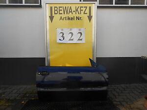 Blechteile-Tuer-vorne-rechts-VW-Golf-IV-Cabrio-Bj-98-Nr-B-322