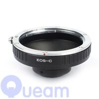 Pixco Canon EF EOS lens to C Mount Film Movie Bolex Camera Video CCTV Adapter