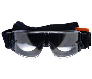 Frameless Shooting Glasses : LANCER TACTICAL AIRSOFT FRAMELESS CLEAR SAFETY GOGGLES ...