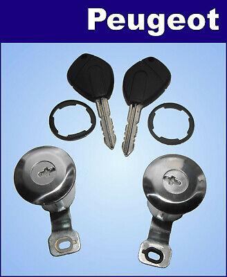 BRAND NEW -9170.AY 1996–2007 5 DOOR LOCKS  with 2 KEYS Peugeot  Expert