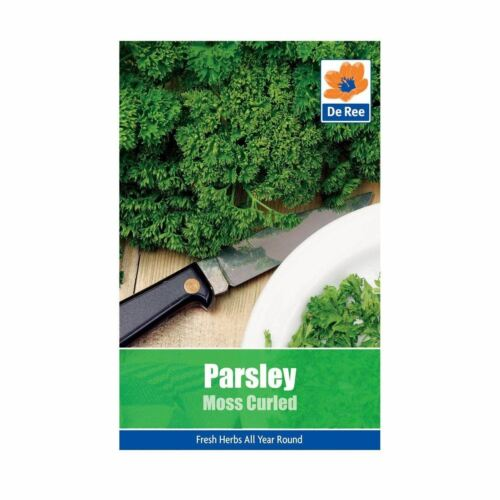 De Ree Seeds Collections Vegetable Seeds Parsley Moss Curled