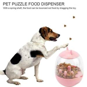 Interactive-Cat-Dog-Toy-Food-Snack-Dispenser-Pet-Dispensing-Ball-New-Sale-W7Y7