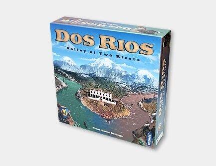 Jeu de société   DOS  RIOS  protezione post-vendita
