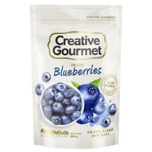 Creative Gourmet Frozen Blueberries 300g