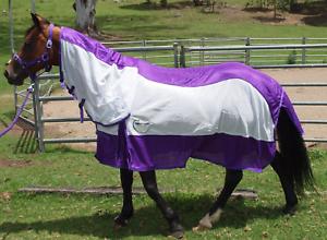 Borraq Full Mesh Very Strong Combo Horse Rug