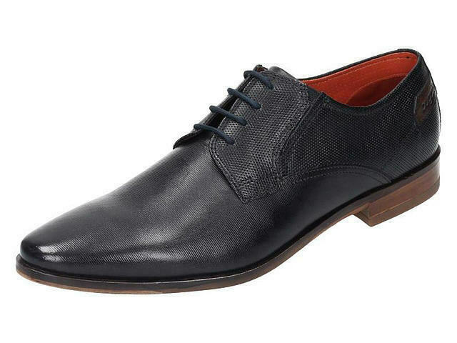 Bugatti 311-14701-1010 Chaussure Lacée Chaussures Hommes Noir Taille 40-46 neu11