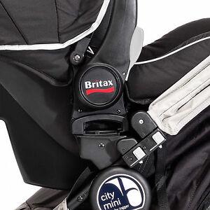 Baby Jogger City Mini Single Car Seat Adapter for Britax B-Safe 35