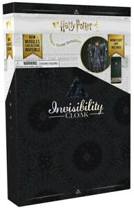 Harry-Potter-Invisibility-Cloak-Costume-Exclusive-Gift-Box-Package-New-amp-Sealed