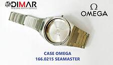 CAJA/CASE  ORIGINAL OMEGA 166.0215 SEAMASTER  CASE 35mm  SIN CRISTAL