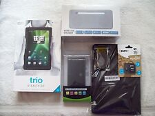 Trio Stealth 10.1 G2  Dual Core/16GB/WiFi/Webcam/Android 4.1 kit w/Google Play