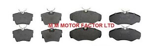 RENAULT-TRAFIC-01-1-9-2-0-DCI-DTI-CDTI-FRONT-amp-REAR-BRAKE-PADS-SET-NEW