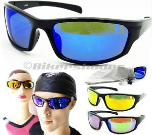 polarized sunglasses for fishing elr9  Image is loading Mirrored-TAC-Polarized-Sunglasses-Anti-Glare-Golf-Fishing