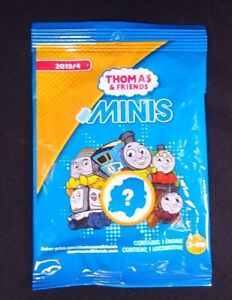You Pick THOMAS /& FRIENDS MINIS 2019//4 SERIES Loose Train Figures Blind Bag