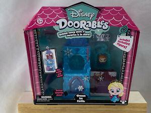 Moose-Toys-Disney-Doorables-Stackable-Frozen-Ice-Castle-Anna-Brand-New