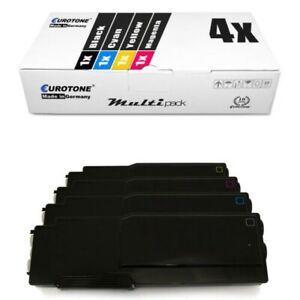 4x CARTUCCIA XXL PER Dell c-2660-dn c-2665-dnf