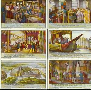 LIEBIG : S_1549 : Histoire de nos provinces Fl. Orient.