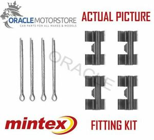 NEW-MINTEX-FRONT-BRAKE-PADS-ACCESORY-KIT-SHIMS-GENUINE-OE-QUALITY-MBA969