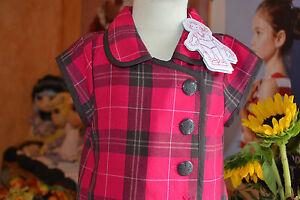 robe-neuve-lili-gaufrette-2-ans-carreaux-modele-cerise-lumineuse