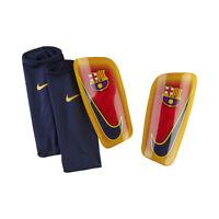 Nike Mercurial Lite Barcelona 2015 - 2016 Shin Guard Slip Shield Yellow - Red