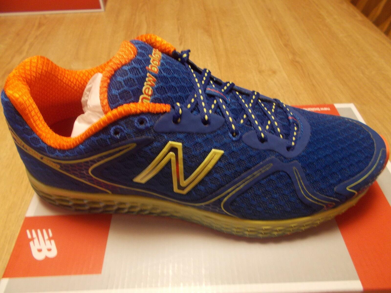 NEW BALANCE MEN'S M980 RUNNING SHOE WIDE (2E) MULTIPLE SIZES 9 TO 13 NEW