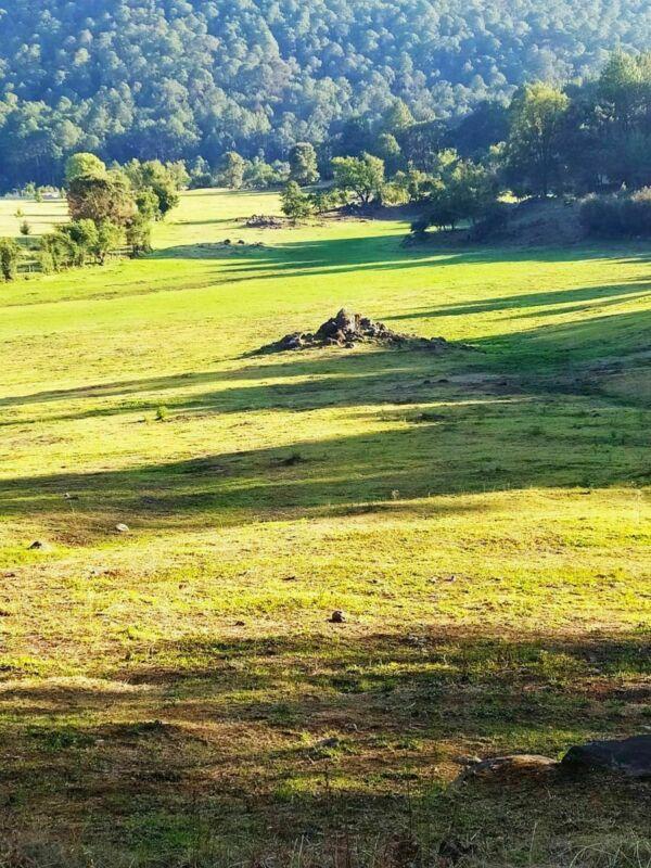 Rancho en venta en El Manzano, Valle de Bravo
