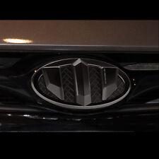 New Brenthon Black Front+Rear Emblem For Kia All New Sorento UM 2016~2017+