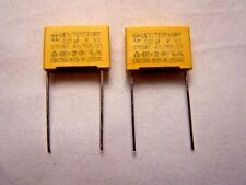 .022uf 2 Pieces 0.022uF 275v Polypropylene Safety Capacitor P15