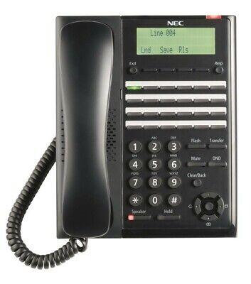 BE117452 NEC SL2100 24-Button Digital Telephone New Bulk IP7WW-24TXH-B1
