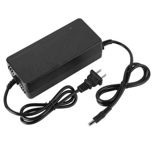 36//48V 2A Lithium Battery Power Charger DC Head For Electric Bicycle Bike HOT