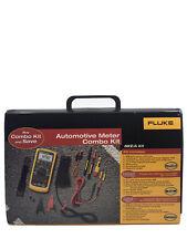 Fluke 2117440 88 Series Va Automotive Multimeter Combo Kit