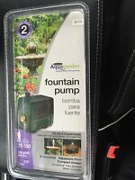 Pennington Aquagarden Fountain Pump 75-150 158 Gal Hr