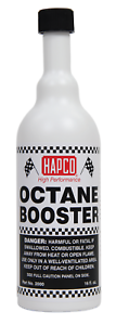Hapco-Products-Octane-Booster-IMPROVES-POWER-amp-ACCELERATION