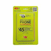 Straight Talk Verizon 4g Lte 3g Cdma Bring Your Own Phone Activ... Free Shipping
