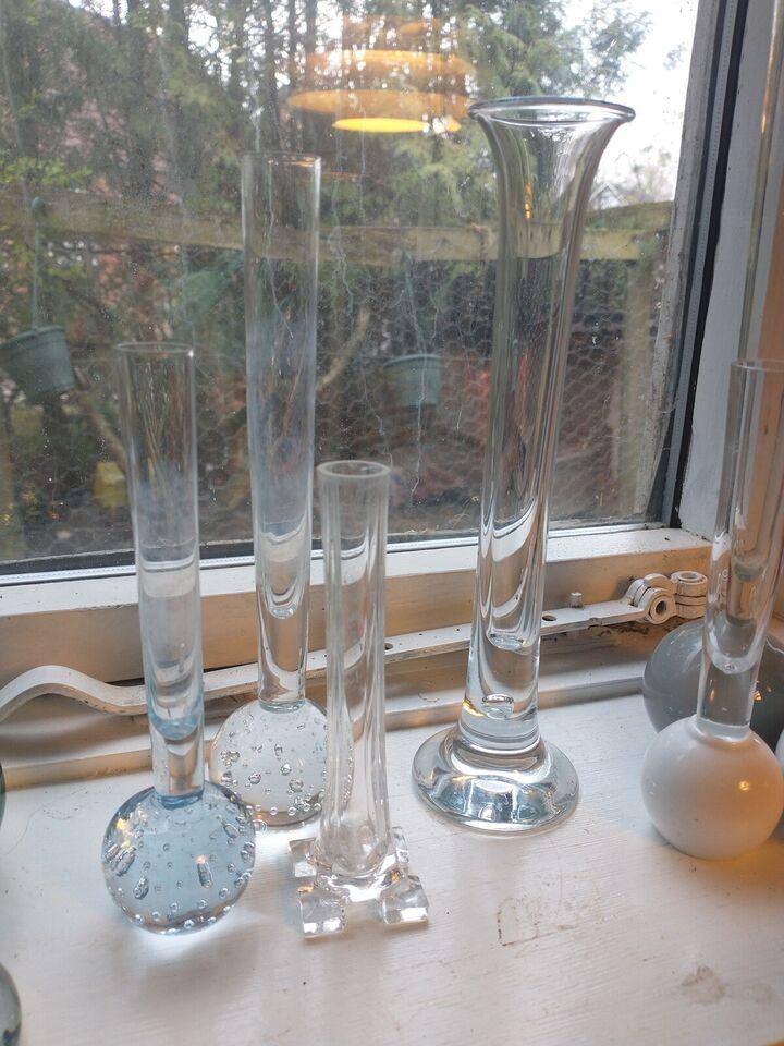 Vase, Vaser, Holmegaard
