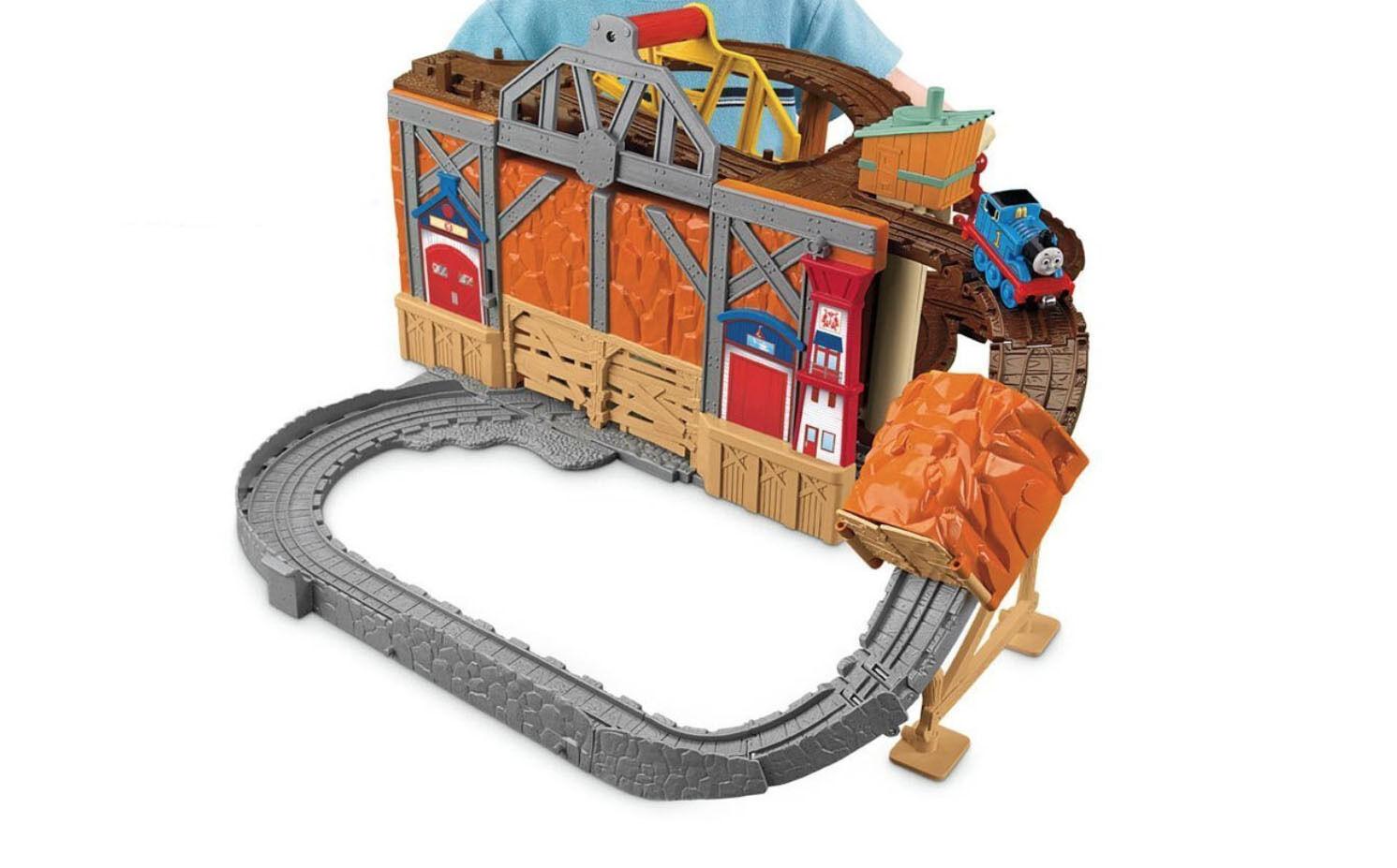 Thomas & Friends Take-n-Play Misty Island