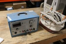 Multi Amp 830250 Micro Ohmmeter With Cables
