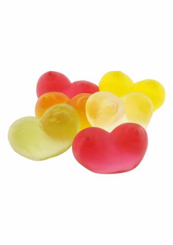 JELLY BOOBS Jelly bonbons seins Fun Vilain Rude alimentaire poitrine RU Vendeur Rapide Post