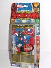 "Rare Marvel Universe Superhero Showdown  3.75"" Captain America Toy Figure"